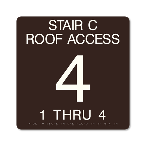 Primary - Stairwell ID