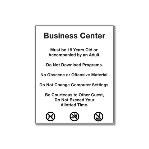 Business Rules (White/Black)