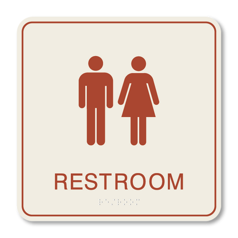 Primary - Restroom  (Sandalwood & Canyon)