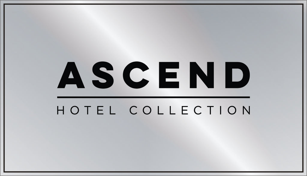Ascend Hotel Logo Plaque