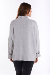 THE CLARA IN LIGHT GREY