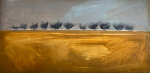 "Shane Townley- ""SIERRA"" 36""x72"" Contemporary Landscape Art"
