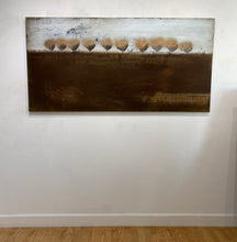"Load image into Gallery viewer, Shane Townley- ""GUARD"" 36""x 72"" Contemporary Landscape Art"