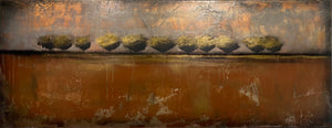 "Shane Townley-""ILLUMINATE"" 36""x72"" Contemporary Landscape Art"