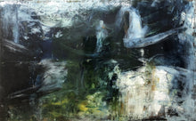 "Load image into Gallery viewer, ""Oils"" by Shane Townley, Mixed Media on Canvas 96""X60"""