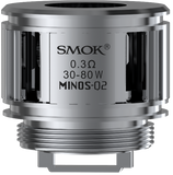 Smok Minos-Q2 Replacement Clapton Dual Cores (3 Pack) 0.3 OHM