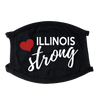 Illinois Strong Face Mask