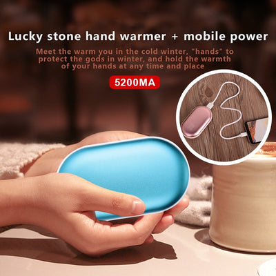 Power bank + hand warmer