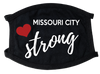 Missouri City Strong Face Mask