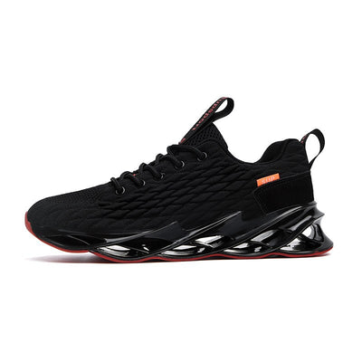 New Male Sneaker Mens Running Soft Mesh Breatheable Fashion Shoes