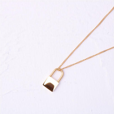 Lucy Lock Necklace