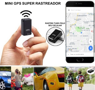 Real Time Mini GPS Tracker Satellite Tracking Best Hidden GPS Tracker For Cars