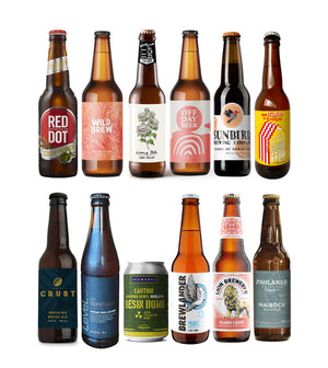 SGCraftTogether Local Breweries 12 Pack (2nd Edition)