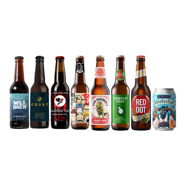 SGCraftTogether Local Breweries 8 Pack (Special Edition)