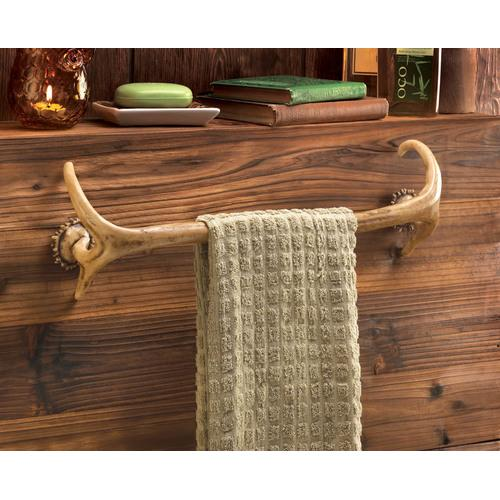 Antler Towel Rack