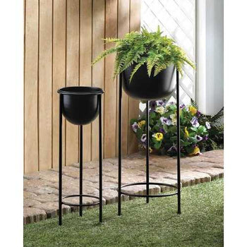 Bucket Plant Stand Set