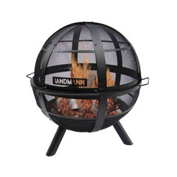 Ball O Fire Pit Black