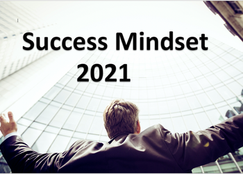 2021 Success Mindset Calendar