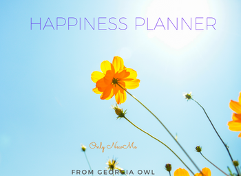 Happiness Planner- Digital Version