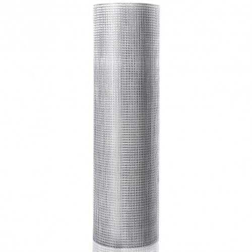 "36"" x 50' 1/2 inch Wire Fence Cage Roll 19 Gauge Galvanized Wire"