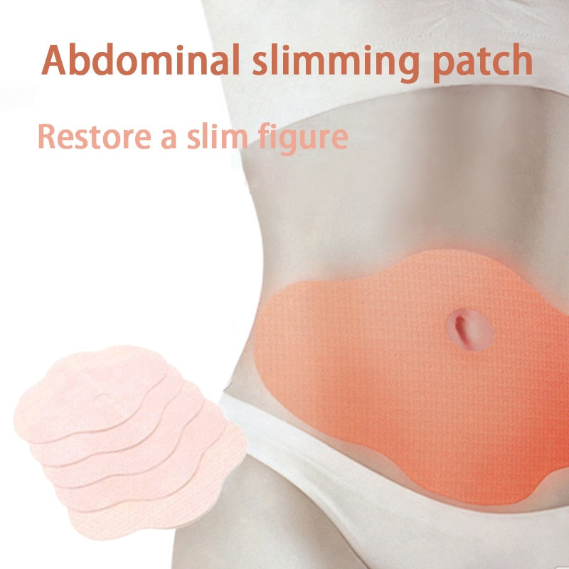 5/10 pcs/batch abdomen slimming patch B-01-05