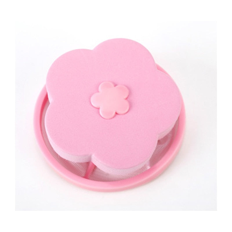 Reusable Hair Removal Catcher Filter Mesh Cleaning Balls Washing Machine Dirty Fiber Collector Laundry Tools Accessories