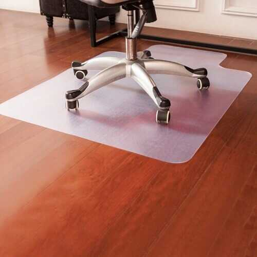 "48"" x 36"" PVC Home Office Chair Floor Mat"
