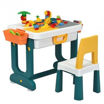 5 in 1 Kids Activity Table Set