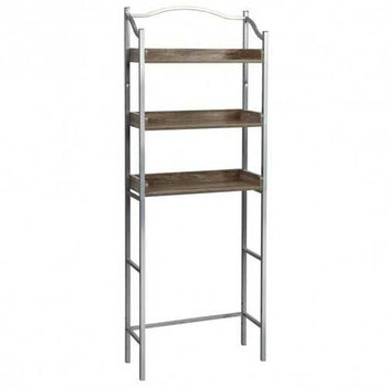 3-Tier Over-The-Toilet Bathroom Spacesaver Storage Rack