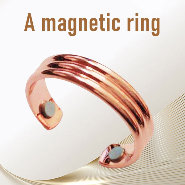 Slimming Health Magnetic Ring for Women Keep Slim Fitness Acupoints Weight Loss Keep Fit Slimming Ring Fat Burning Lazy Paste