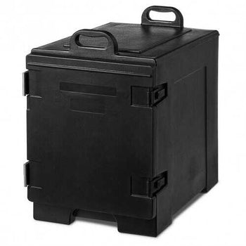 81 Quart Capacity End-loading Insulated Food Pan Carrier