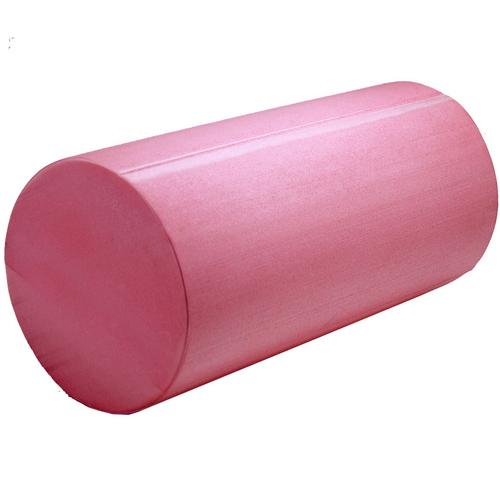 "Red 12"" x 6"" Premium High-Density EVA Foam Roller"