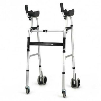 Foldable Standard Aluminum Alloy Walking Walker
