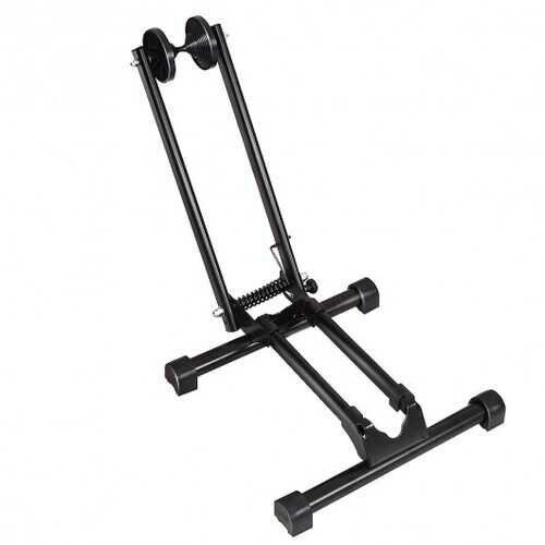 Bicycle Bike Floor Parking Storage Stand Display Rack