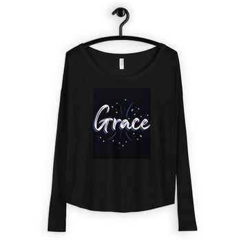 Grace Ladies' Long Sleeve Tee