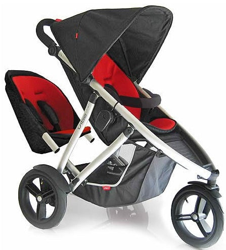 Double Stroller - Snuggle Bug Baby Gear