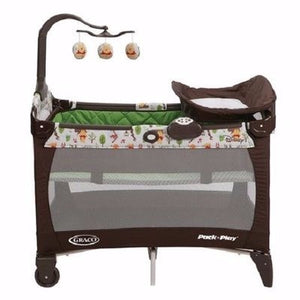 Pack N Play Playpen - Snuggle Bug Baby Gear