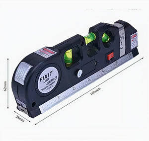 Multi-Function Tape Measure Laser Level