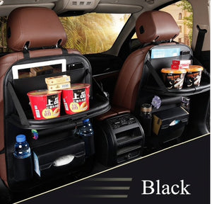 Multi-Function Car Seat Organization System