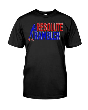 Resolute Rambler Official T-Shirt