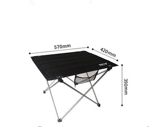 The Outdoor Rambler Lightweight Folding Camping Table
