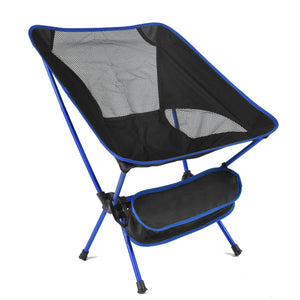 Ultralight High Load Folding Outdoor Camping Chair
