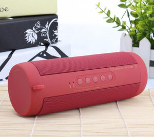 Waterproof Portable Outdoor Bluetooth Sub-woofer Speaker