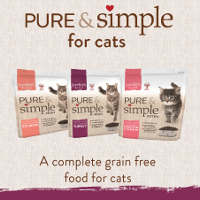 Lovejoys Pure & Simple Cat Food