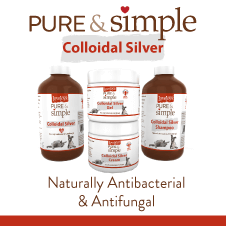 Lovejoys Pure & Simple Colloidal Silver