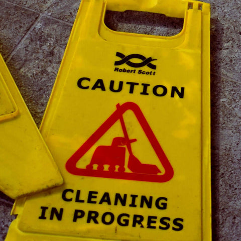 cleaning-in-progress-sign