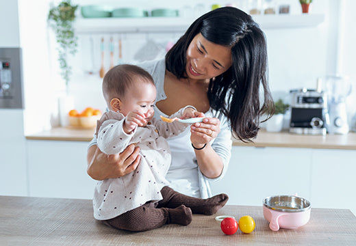 Healthy & Happy: Toddler Nutrition Basics