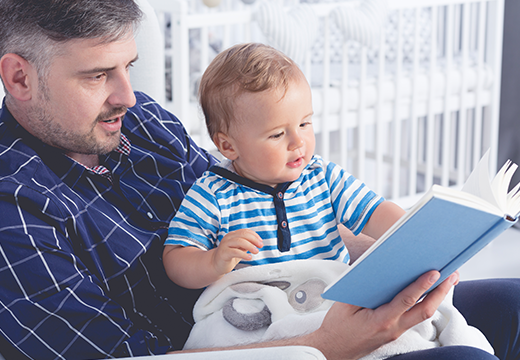 The five books you should read to your baby
