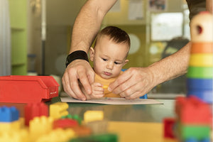 Practicing Positive Guidance with Infants and Toddlers : Setting Limits
