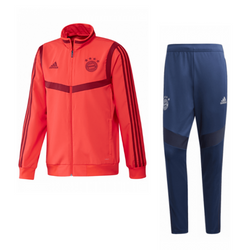ADIDAS BAYERN MUNICH TRAINING ROUGE 1920 - Like Sports